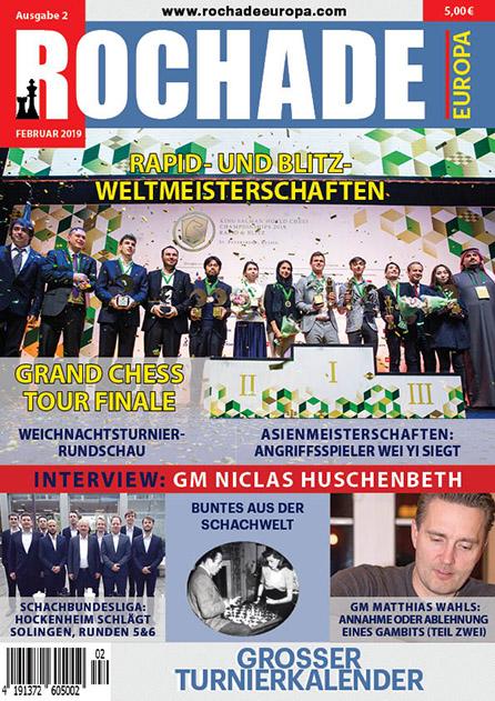 rochade_schachzeitung_2019_02_cover