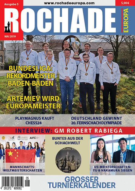 rochade_schachzeitung_2019_05_cover
