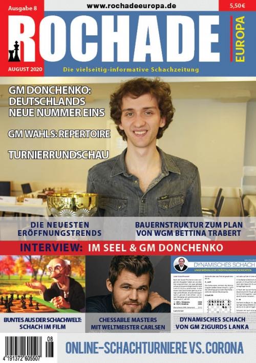 rochade_schachzeitung_2020_08_cover