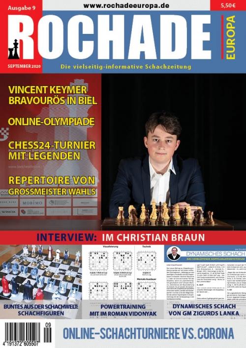 rochade_schachzeitung_2020_09_cover