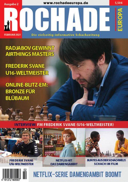 rochade_schachzeitung_2021_02_cover