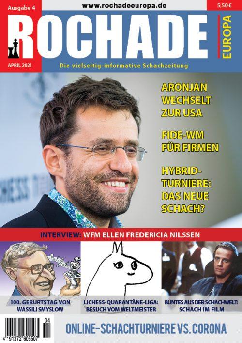 rochade_schachzeitung_2021_04_cover