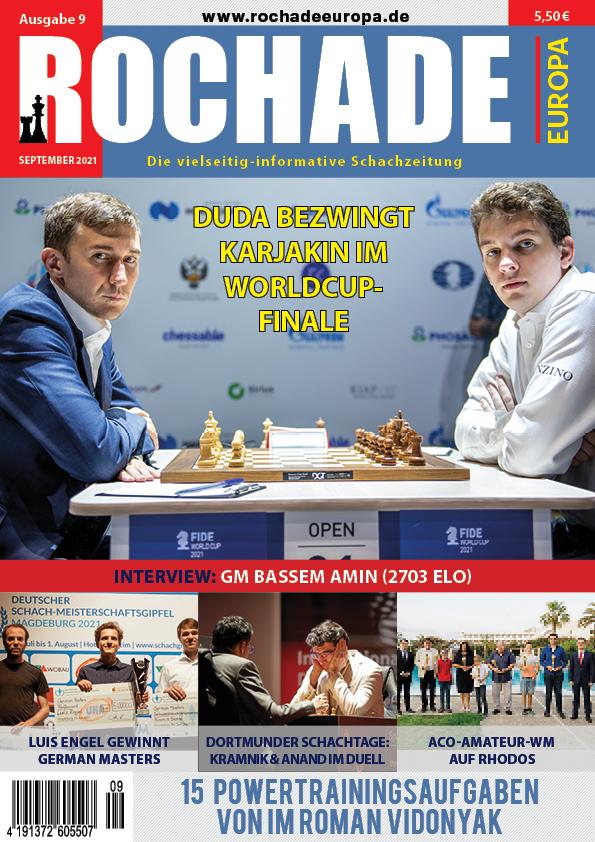 rochade_schachzeitung_2021_09_cover