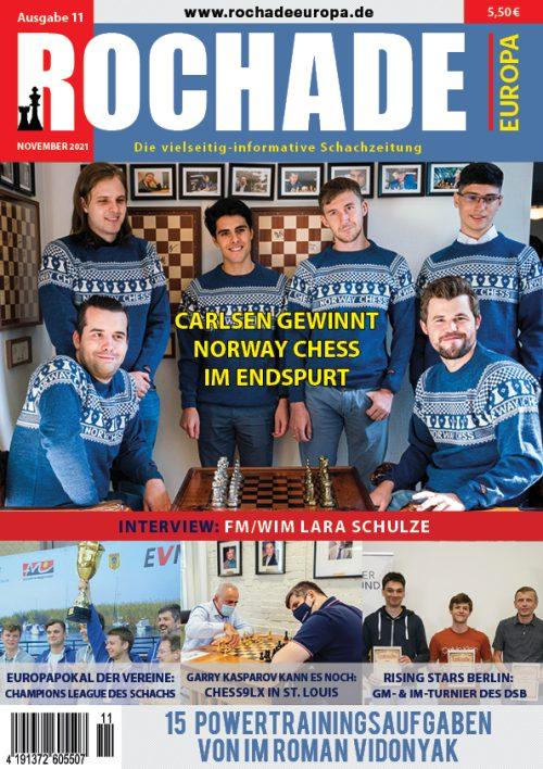 rochade_schachzeitung_2021_11_cover